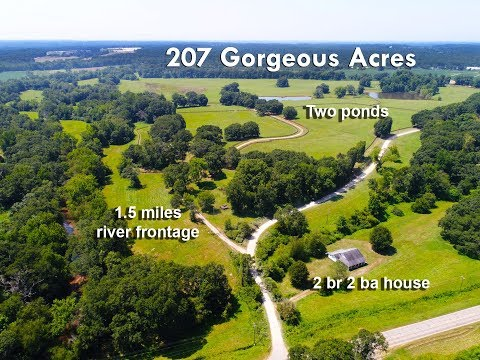 Georgia Land For Sale - Gorgeous 207 Acres 1 Hour From Atlanta