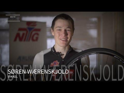 Søren Wærenskjold - sykkel
