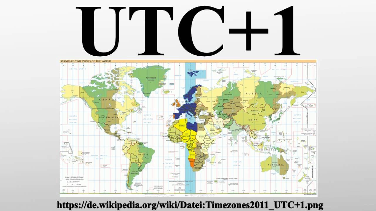 Utc +1