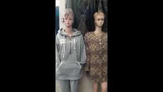 Видео Женская одежда оптом сделано в Киргизии. Большой выбор