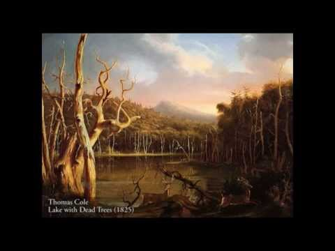 The Establishment of an American Landscape and the Hudson River School