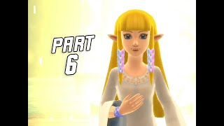 The Legend of Zelda Skyward Sword HD Gameplay Walkthrough Part 6 - EARTH TEMPLE (Nintendo Switch)