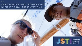 2018 Joint Science and Technology Institute Final Presentations
