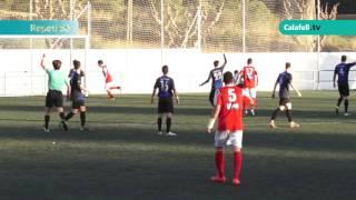 Calafell esportiu: Futbol 10/12/2016   UE Segur 1-1 UD Salou