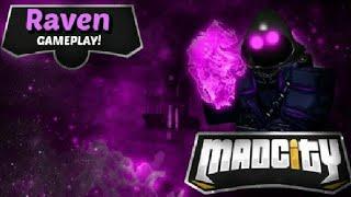 Raven Mad City! (Season 4) (Roblox)