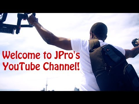 Welcome To JPro's YouTube Channel!