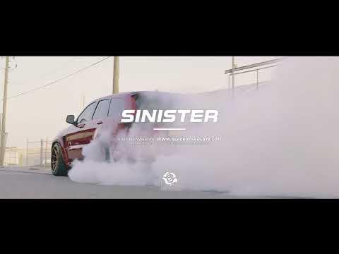 "Freestyle Type Beat for Rap x Dark Evil Trap ""Sinister"" | Hard Epic Type Beat | Free Type Beat 2021"