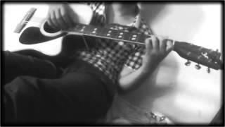 Dáng em guitar solo - Truong Nguyen