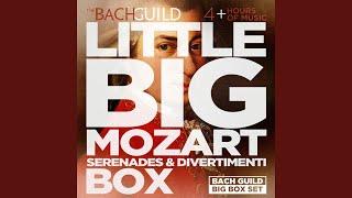 """Serenade in D Major, K. 250, """"Hafner:"""" V. Menuetto galante"""