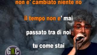 Claudio Baglioni - tu come stai (karaoke by Danielmas GKC).mp4