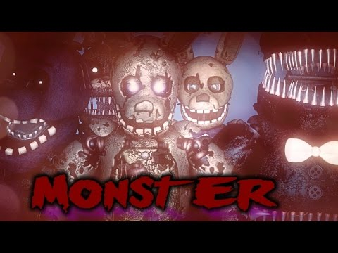 fnaf Meg & Dia - Monster.exe