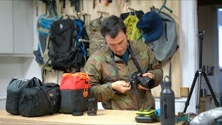 Gear Review with Chris Burkard (Part 1)
