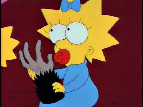 Симпсоны. Гомер покупает проклятую обезьянью лапу.