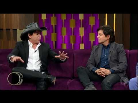 Chitãozinho & Xororó e Marcelo Costa falam sobre importância da Record TV para a música sertaneja