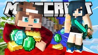 They fell for my prank in Minecraft Bedwars!