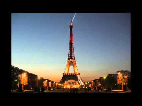 Timelapse Tour Eiffel - Tribute to Belgium