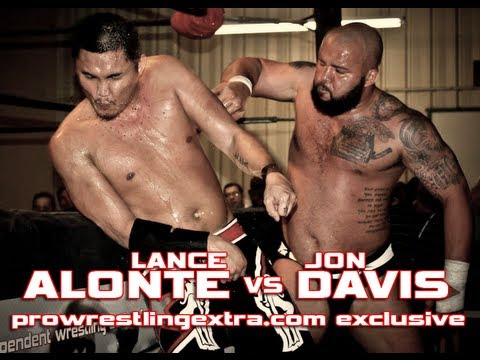 Pro Wrestling Extra 22: Jon Davis vs. Lance Alonte - United Pro Entertainment