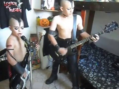 Os Desconhecidos - Mommy, Cant I Go Out And Kill Tonight (Misfits )