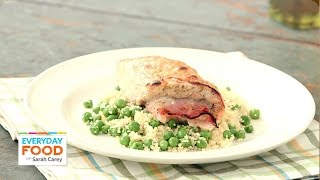 Chicken, Ham And Cheese Roulade - Everyday Food With Sarah Carey