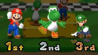 Mario Party 9 - Mario vs Luigi vs Yoshi - Boo's Horror Castle