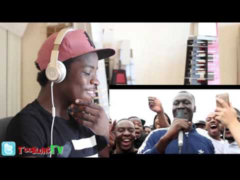 STORMZY WICKEDSKENGMAN Reaction!