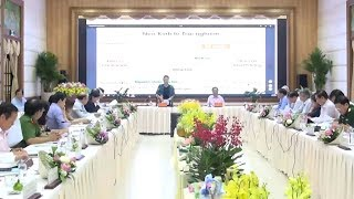 Chủ tịch Quốc hội Nguyễn Thị Kim Ngân làm việc với tỉnh Đồng Tháp