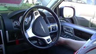 2011 Chrysler Grand Voyager Limited Auto Review - B5032