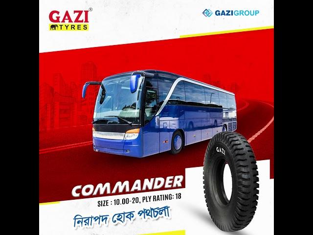 Commander Tyres