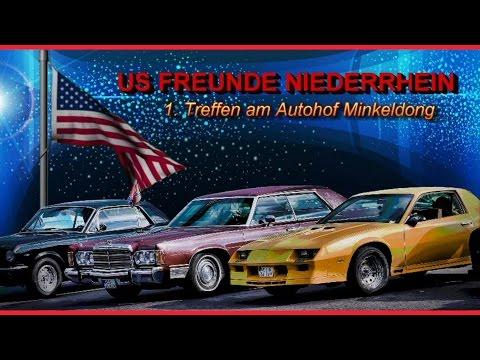US Freunde Niederrhein - Treffen in Rheinberg