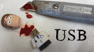 USB - Short Horror Film (2017)
