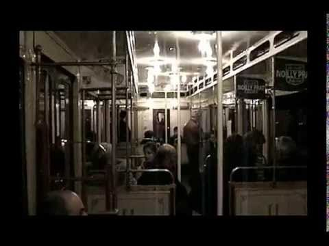 Video year 2003, Paris    Dans le metro, 25 Oct  Part 5