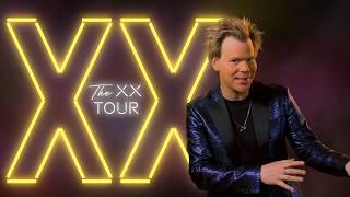 Brian Culbertson The XX Tour Announcement