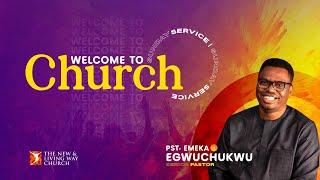 SUNDAY WORSHIP SERVICE - 01/08/2021