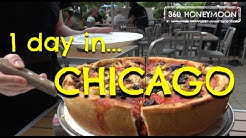 1 Day in Chicago ⎸ 360 Honeymoon Mini Guide