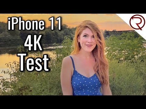 IPhone 11 Cinematic 4K Video Test - Best Video Camera On Any Phone?!