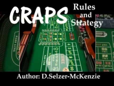 Craps + Crapsstrategy SelMcKenzie Gambling Roulette Poker