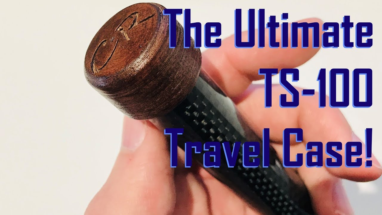 The Ultimate TS-100 Case!