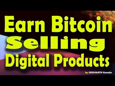 Sell Digital Products Online And Earn Bitcoins Using Bitify   SIDDHARTH Kanojia