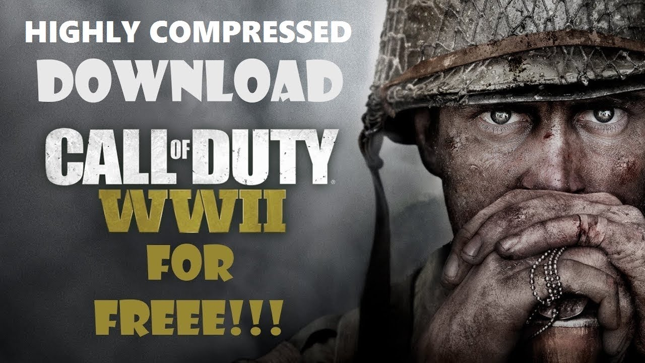 Download CALL OF DUTY WORLD WAR II Highly compressed For PC free!! by MH  GAMING & HACKING TUTORIALS