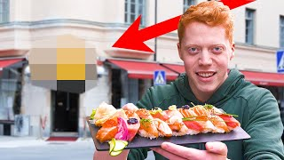 Har hittat Sveriges bästa sushi