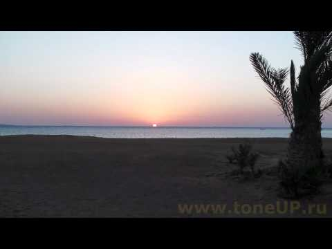 Восход солнца над Красным морем || Red Sea, Sunrise