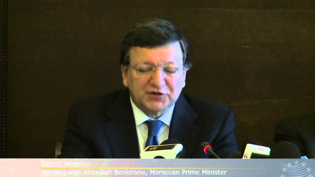 Visite officielle à Rabat, 1 - 2 Mars 2013