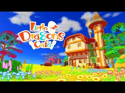 Let's Play Little Dragon Cafe thumbnail