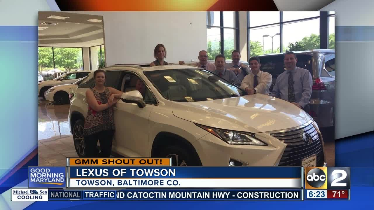 good morning from lexus of towson - youtube