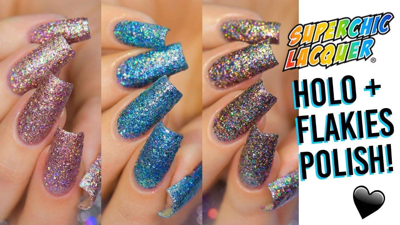 Superchic Love Stinks Valentines Collection - HOLO + Flakies ...