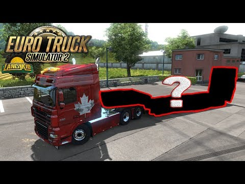 Euro Truck Simulator 2 | Brand New Ownable Trailer MOD