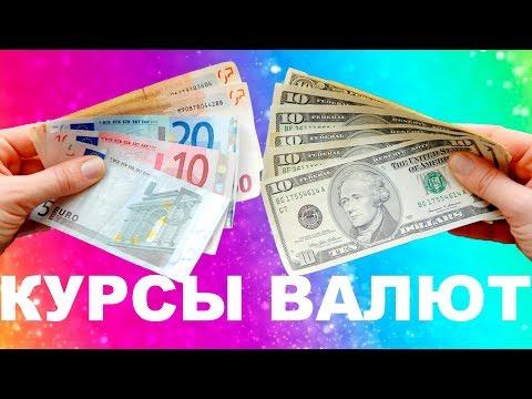 Долгосрочный ПРОГНОЗ курсов ВАЛЮТ: Евро €, Доллар $, Рубль ₽, Гривна, Фунт стерлинг