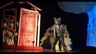 Никита Поздняков - мюзикл Волк и семеро козлят - Театр Алексея Рыбникова - июнь 2015 г.