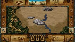 Seven Cities Of Gold: Commemorative Edition (PC/DOS) 1993, EA, Ozark, Sega