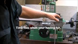 dro installation on grizzly g1007 mill drill part 1 or 3